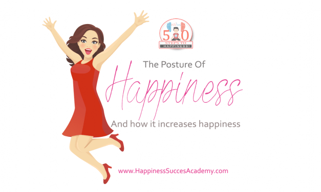 POSTURE OF HAPPINESS