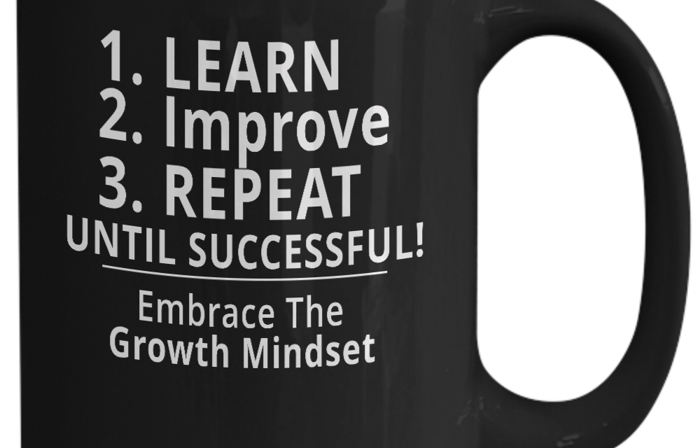 Being happier with the growth mindset