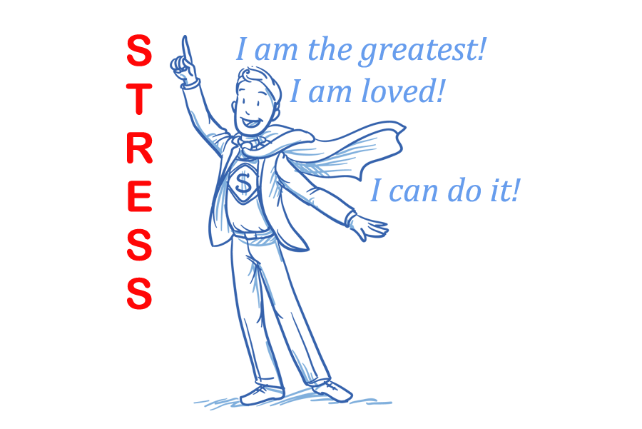 How do I stop feeling so stressed out all the time?